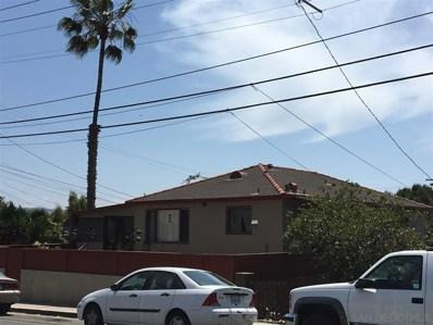 249 Cottonwood Rd, San Ysidro, CA 92173 - #: 180036662