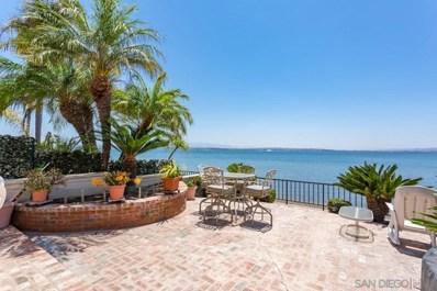 27 Aruba Bend, Coronado, CA 92118 - MLS#: 180036800