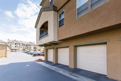 1853 Rue Bienville Pl UNIT 826, Chula Vista, CA 91913 - MLS#: 180037300