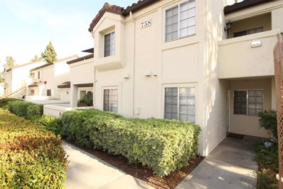 758 Eastshore Ter UNIT 136, Chula Vista, CA 91913 - #: 180037358