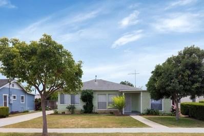 4492 W 137th St., Hawthorne, CA 90250 - MLS#: 180038259