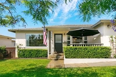1105 S Clementine, Oceanside, CA 92054 - MLS#: 180038519