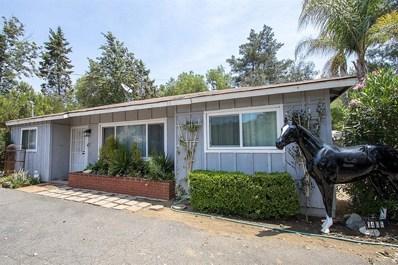 1406 Via Monserate, Fallbrook, CA 92028 - MLS#: 180039030