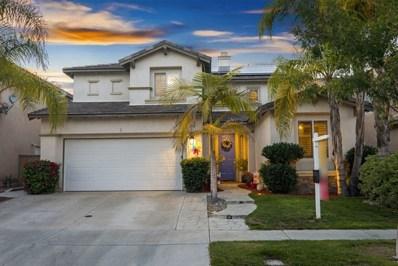 1957 Meeks Bay Drive, Chula Vista, CA 91913 - #: 180039879