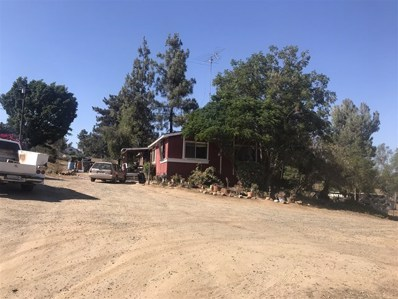 1214 Palomino Road, Fallbrook, CA 92028 - MLS#: 180040540