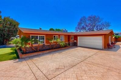 6232 Valner Way, San Diego, CA 92139 - MLS#: 180042312