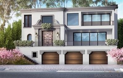 7235 Carrizo Drive, La Jolla, CA 92037 - MLS#: 180042480