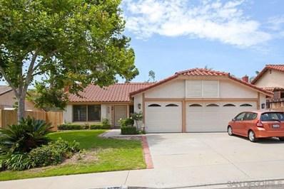 3570 Tralee Terrace, Spring Valley, CA 91977 - MLS#: 180042730