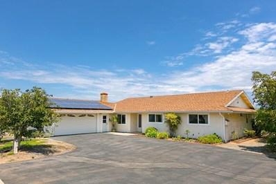 258 Rancho Bonito Rd, Fallbrook, CA 92028 - MLS#: 180042869