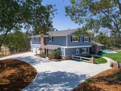 112 Spanish Spur, Fallbrook, CA 92028 - MLS#: 180042914