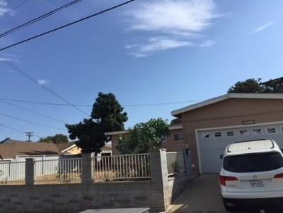 2244 Calle Tortuosa, San Diego, CA 92139 - MLS#: 180042940