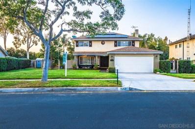 1643 Melrose, Corona, CA 92880 - MLS#: 180043208