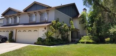 1329 Manzana Way, San Diego, CA 92139 - MLS#: 180043788