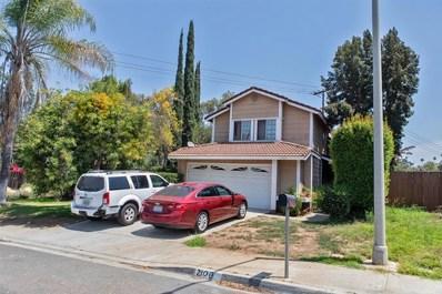 2108 Darby, Escondido, CA 92025 - MLS#: 180043861