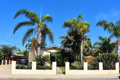 473 7th St., Imperial Beach, CA 91932 - MLS#: 180044010