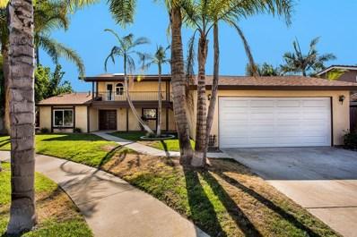 1540 Northcrest Ln, Vista, CA 92083 - MLS#: 180044165