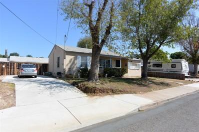 2516 DRYDEN ROAD, El Cajon, CA 92020 - MLS#: 180044245
