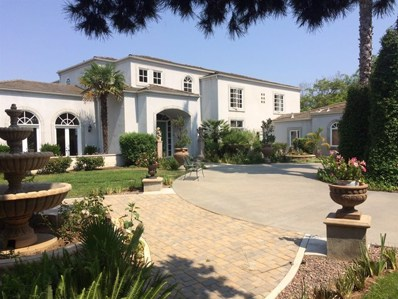 2 Rolling View Ln, Fallbrook, CA 92028 - MLS#: 180044767