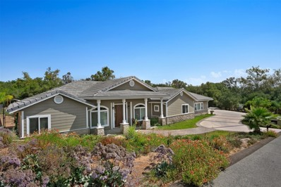 544 Oak Glade, Fallbrook, CA 92028 - MLS#: 180046146