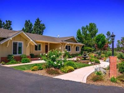 850 Maravilla Ln, Fallbrook, CA 92028 - MLS#: 180047342