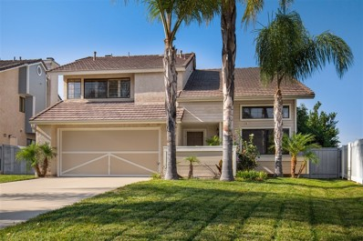 9318 Northcrest Cir, Santee, CA 92071 - MLS#: 180047667