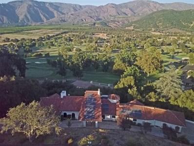 15750 PAUMA VALLEY DR, Pauma Valley, CA 92061 - MLS#: 180047902