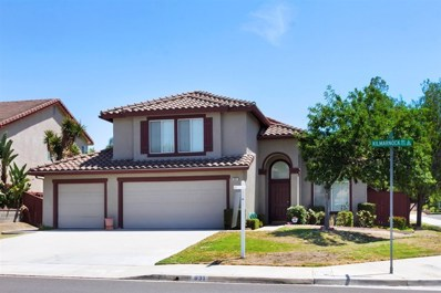 931 Kilmarnock Way, Riverside, CA 92508 - MLS#: 180047931