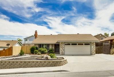10815 El Nopal, Santee, CA 92071 - MLS#: 180048402