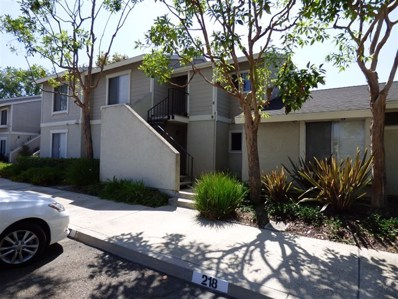 26212 Los Viveros UNIT 217 D, Mission Viejo, CA 92691 - MLS#: 180049799
