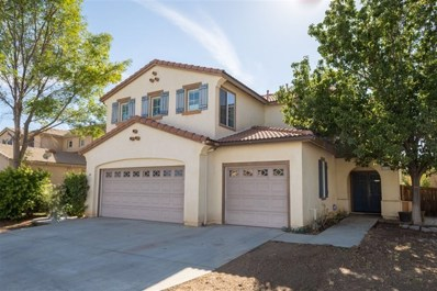 37729 Sprucewood Lane, Murrieta, CA 92563 - MLS#: 180049852