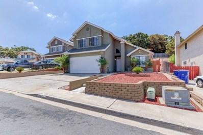 346 Falconfire Way, San Diego, CA 92114 - MLS#: 180050091