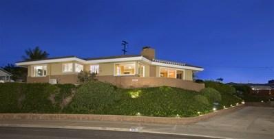 3526 Garrison St, San Diego, CA 92106 - MLS#: 180051312