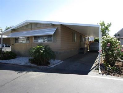 2907 S Santa Fe Ave UNIT 62, San Marcos, CA 92069 - MLS#: 180051467