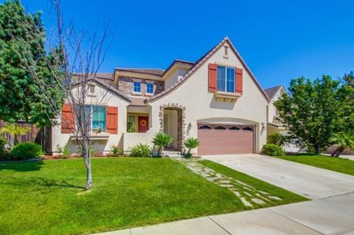 1607 Windemere Dr, San Marcos, CA 92078 - MLS#: 180051581