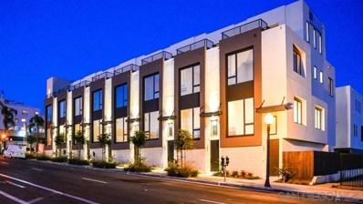 2050 6th Ave, San Diego, CA 92101 - MLS#: 180051982