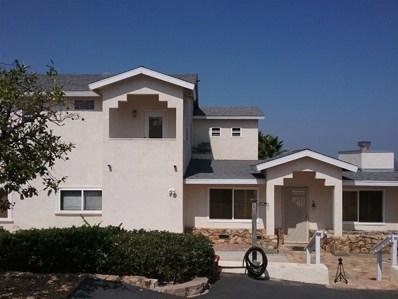 9368 Montemar Drive, Spring Valley, CA 91977 - MLS#: 180052388