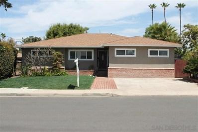 5882 Adams Ave., San Diego, CA 92115 - #: 180052395