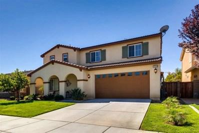 29553 Pebble Creek Ct, Menifee, CA 92585 - MLS#: 180052541