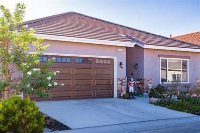 828 St. Alban, San Jacinto, CA 92583 - MLS#: 180052772