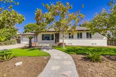6345 Southern Rd, La Mesa, CA 91942 - MLS#: 180053293