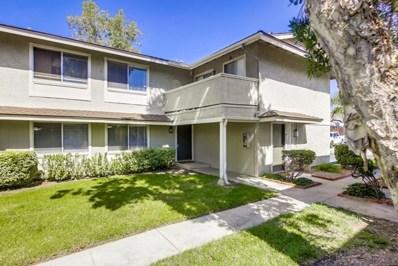 967 Amistad Place Unit C, El Cajon, CA 92019 - MLS#: 180053452