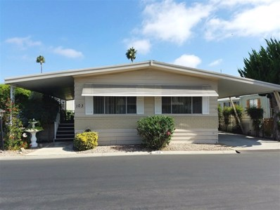 2130 Sunset Drive UNIT 103, Vista, CA 92081 - MLS#: 180053888