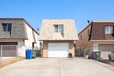 505 Sacramento Ave, Spring Valley, CA 91977 - #: 180054204