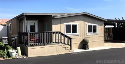 181 Horizon Ln UNIT 181, Oceanside, CA 92056 - MLS#: 180054296