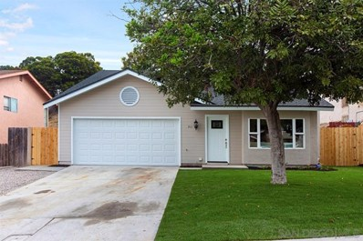 311 Winewood Street, San Diego, CA 92114 - MLS#: 180054326