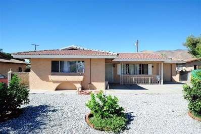 593 E 2nd St, San Jacinto, CA 92583 - MLS#: 180054449