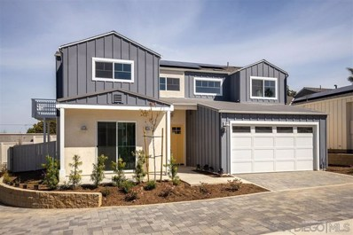 1416 MacKinnon Ave, Cardiff by the Sea, CA 92007 - MLS#: 180054957