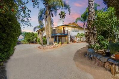 30130 Miller Rd, Valley Center, CA 92082 - MLS#: 180055423