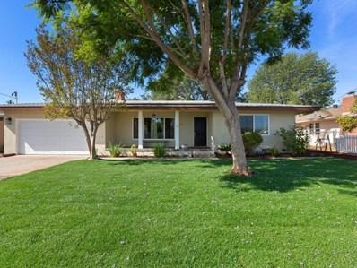 1767 S Redwood Street, Escondido, CA 92025 - MLS#: 180055646