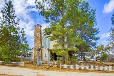1545 Olivewood Ln, Alpine, CA 91901 - MLS#: 180055724